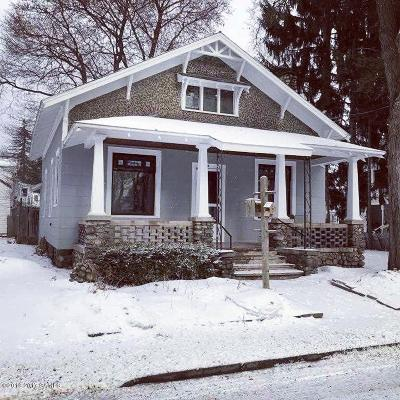 Hudson Falls Vlg NY Single Family Home For Sale: $149,900
