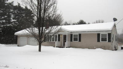 Queensbury NY Single Family Home For Sale: $189,900