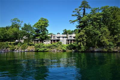 Lake George NY Single Family Home For Sale: $1,790,000