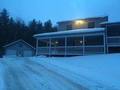 Johnsburg Single Family Home For Sale: 80 Park Road