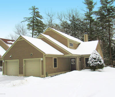 Lake George Single Family Home For Sale: 7 Prospect Heights #1A