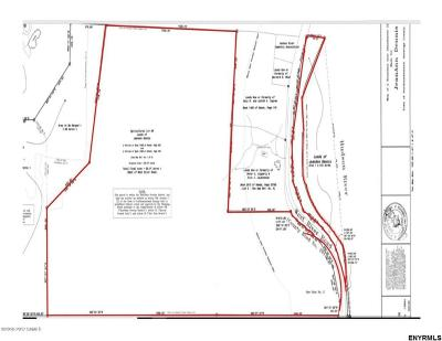 Saratoga County Residential Lots & Land For Sale: W River Road