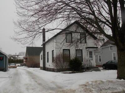 Glens Falls Single Family Home For Sale: 5 New Street