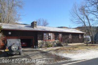 Single Family Home For Sale: 247 S Black Point Road