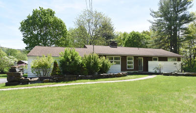 Queensbury Single Family Home Contingent Contract: 2637 State Route 9l