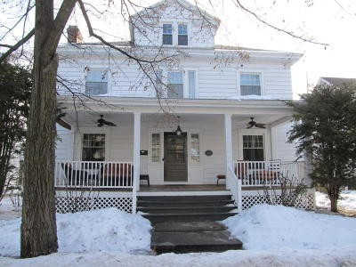 Glens Falls Single Family Home Contingent Contract: 22 Grant Ave