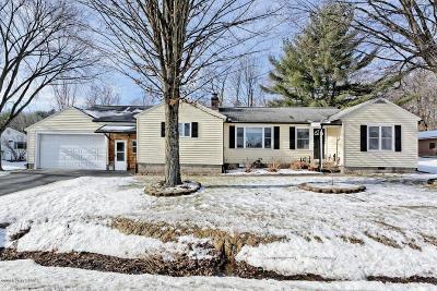 Wilton Single Family Home For Sale: 15 Mt McGregor Road