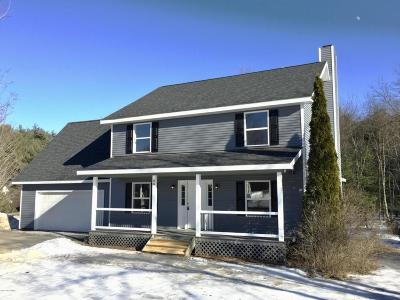 Corinth NY Single Family Home For Sale: $244,900