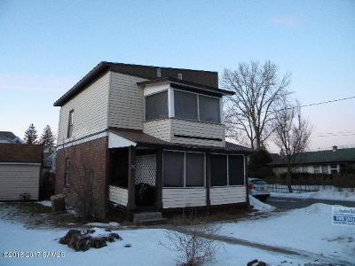 Glens Falls Multi Family Home For Sale: 48 Sanford Street