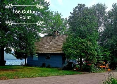 Bolton Single Family Home For Sale: 166 Cotton Point