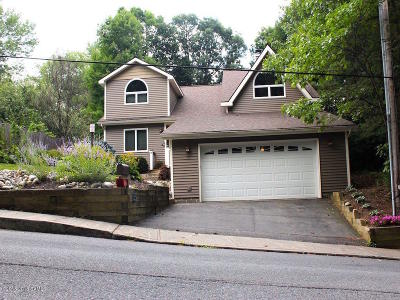 Lake George NY Single Family Home For Sale: $359,000