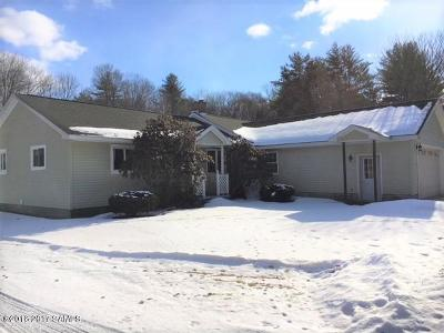 Single Family Home For Sale: 18 Bluebird Rd Road