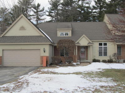 Queensbury Single Family Home Contingent Contract: 47 Overlook Drive