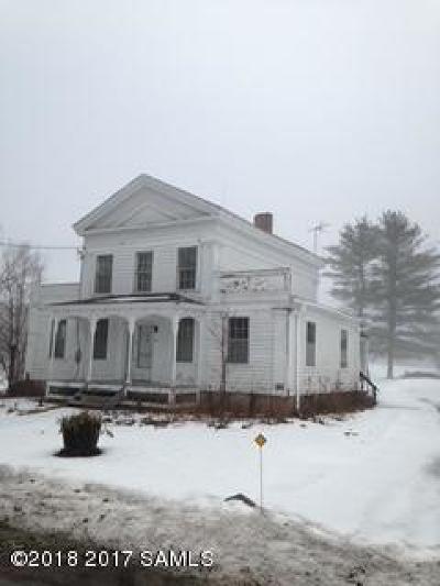 Argyle Single Family Home For Sale: 34 East Street