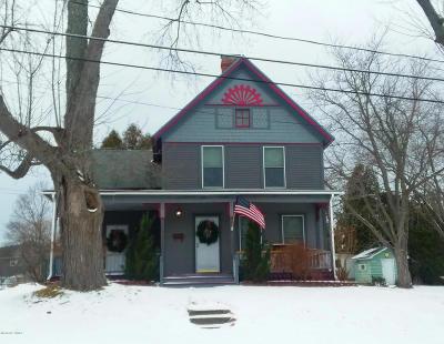 Ticonderoga Single Family Home For Sale: 33 Park Avenue