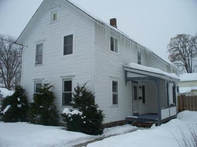 Fort Edward Single Family Home Contingent Contract: 8 Cooper Street