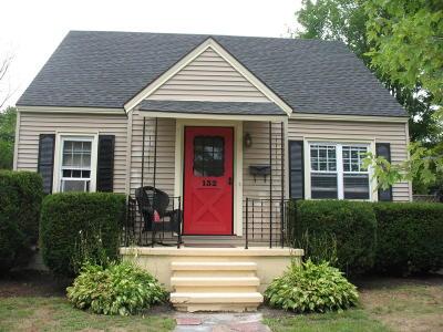 Glens Falls Single Family Home For Sale: 132 Hunter Street