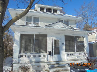 Glens Falls Single Family Home For Sale: 17 Bacon Street