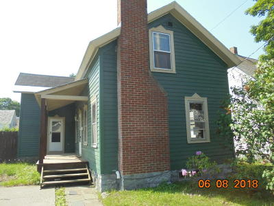 Glens Falls Single Family Home For Sale: 37 Thomson Avenue