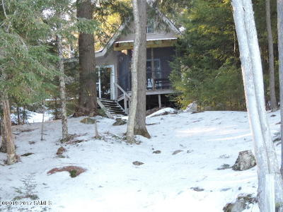 Schroon Single Family Home For Sale: 116 Fleming Pond Road