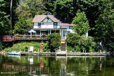 Lake George Single Family Home For Sale: 330 Glen Lake Road