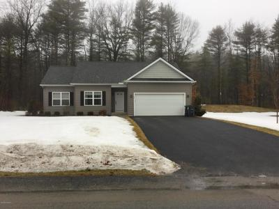 Moreau Single Family Home For Sale: 54 Ella Drive