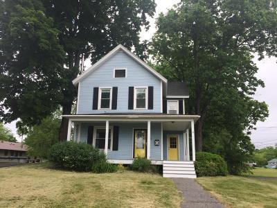 Ticonderoga Single Family Home For Sale: 29 Summit Street