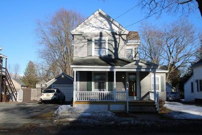 Hudson Falls Vlg Single Family Home For Sale: 12 School Street