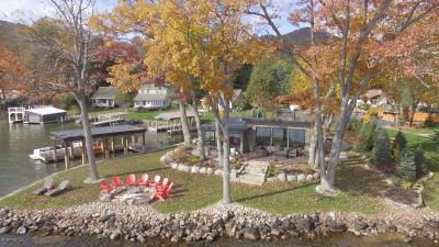 Lake George NY Single Family Home For Sale: $1,695,000