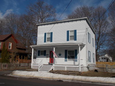 South Glens Falls Vlg Single Family Home Contingent Contract: 13 Marion Avenue