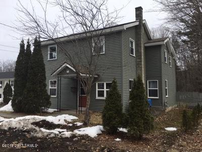 Lake George NY Single Family Home For Sale: $229,900