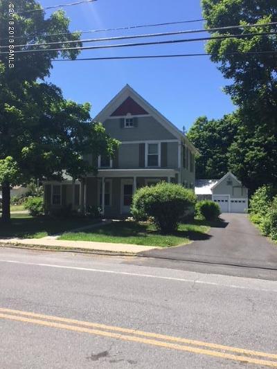 Ticonderoga Single Family Home For Sale: 75 The Portage