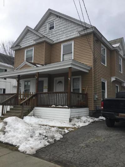 Glens Falls Single Family Home For Sale: 5 Darwin Avenue
