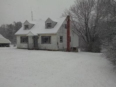 Ticonderoga Single Family Home Contingent Contract: 69 Alexandria Avenue