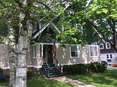 Ticonderoga Single Family Home For Sale: 127 Lake George Avenue