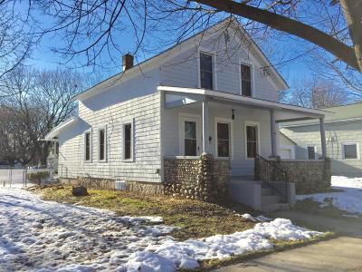 Glens Falls Single Family Home Contingent Contract: 10 Ogden Street
