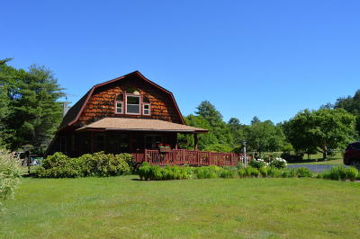 Single Family Home For Sale: 1771 E Schroon River Road