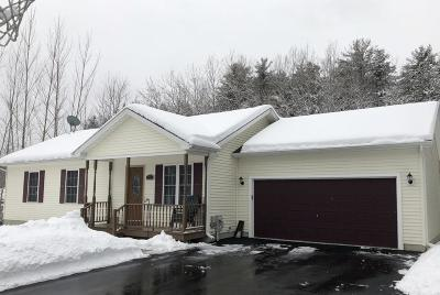 Warrensburg NY Single Family Home For Sale: $184,900