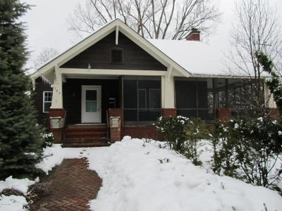Glens Falls NY Single Family Home For Sale: $187,900