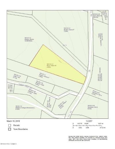 Residential Lots & Land For Sale: Coolidge Hill Road