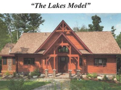 Lake George Single Family Home For Sale: Lot 1 Watershed Drive