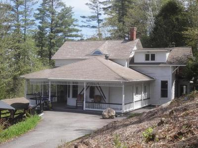 Schroon Single Family Home For Sale: 692 Nys Rt. 74