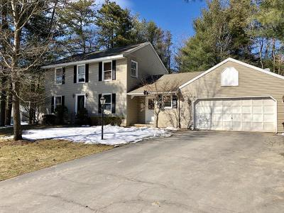 Queensbury NY Single Family Home Contingent Contract: $249,900