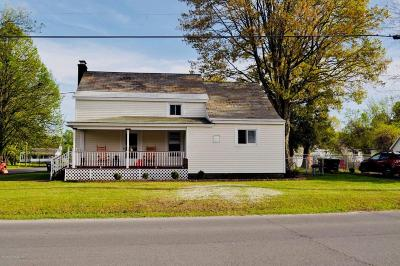 Glens Falls NY Single Family Home For Sale: $179,999