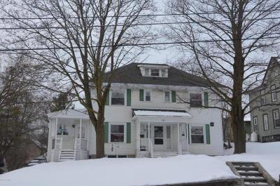 Ticonderoga Single Family Home For Sale: 46 Montcalm Street