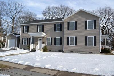 Glens Falls Multi Family Home Contingent Contract: 517 Glen Street