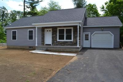 Glens Falls Single Family Home Contingent Contract: Lot 2 E Boylston Street