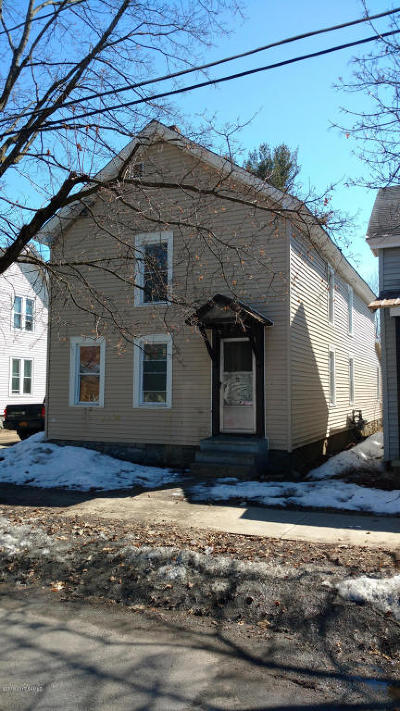 Glens Falls Multi Family Home For Sale: 18 Montcalm Street