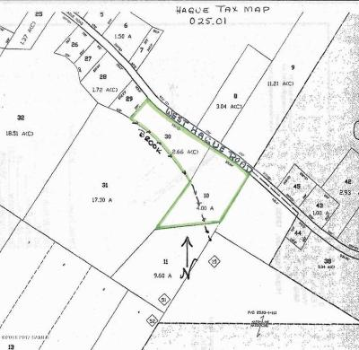 Hague Residential Lots & Land For Sale: 00 West Hague Road