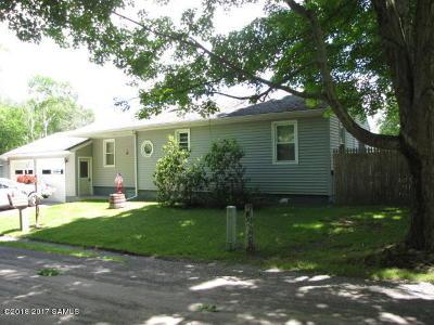 Salem Single Family Home For Sale: 598 Bunker Hill Road
